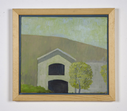 House with Green Overtones, Copyright 2011, Alice Shaw