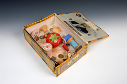 Sewing Junk Box, Copyright 2011, Alice Shaw