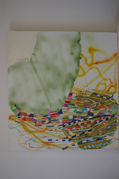 Slow Winding Space, Copyright 2007, Linda Geary